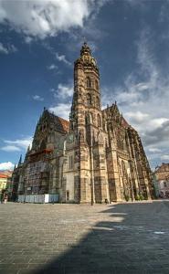 Košice - Dóm sv. Alžbety